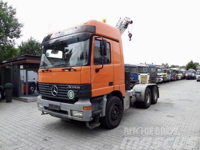 Mercedes-Benz ACTROS 3353 S 6X4
