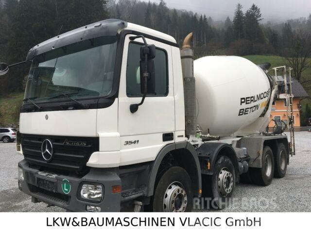 Mercedes-Benz Actros 3541 /Stetter