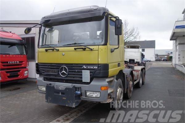 Mercedes-Benz Actros 3543,8x4,Atlas ARK254K