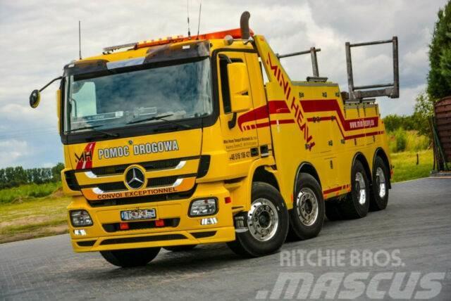 Mercedes-Benz ACTROS 4141*ABSCHLEPPWAGEN*Topzustand!