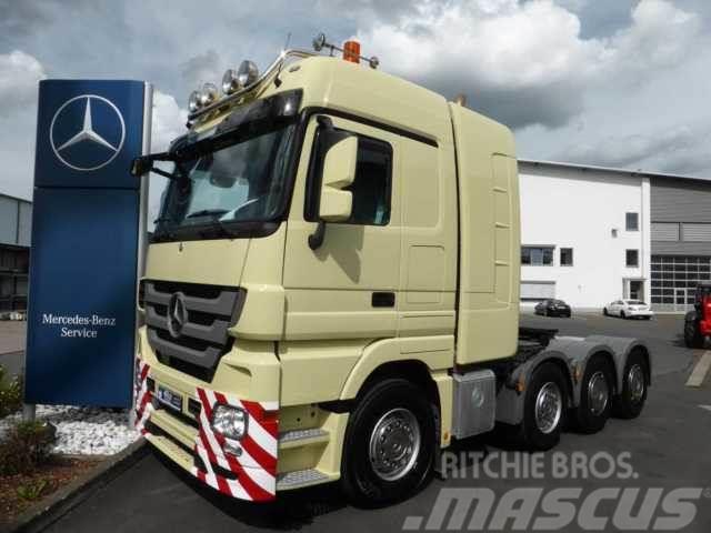 Mercedes-Benz Actros 4155 LS 8x4 SLT