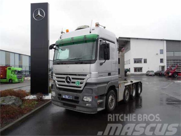 Mercedes-Benz Actros 4160 LS Schwerlast 150 Ton
