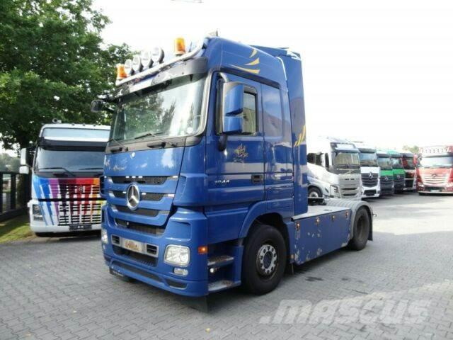 Mercedes-Benz ACTROS MP3 1844 LS