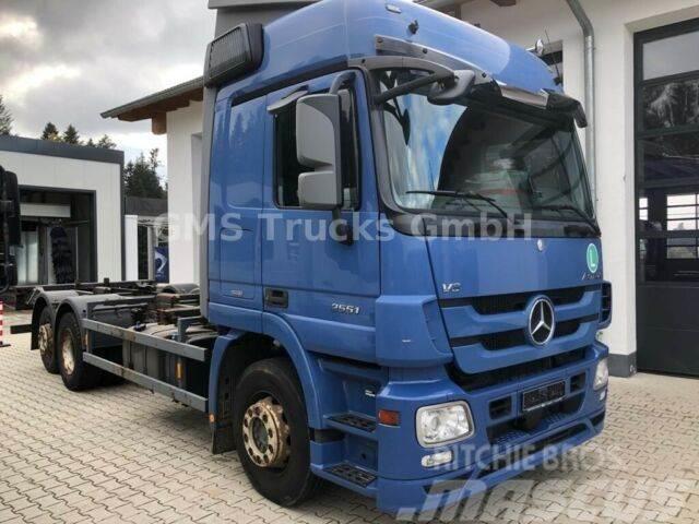Mercedes-Benz Actros V8 2651 2655 /WB 450/NUR 319km/ TOP Zust