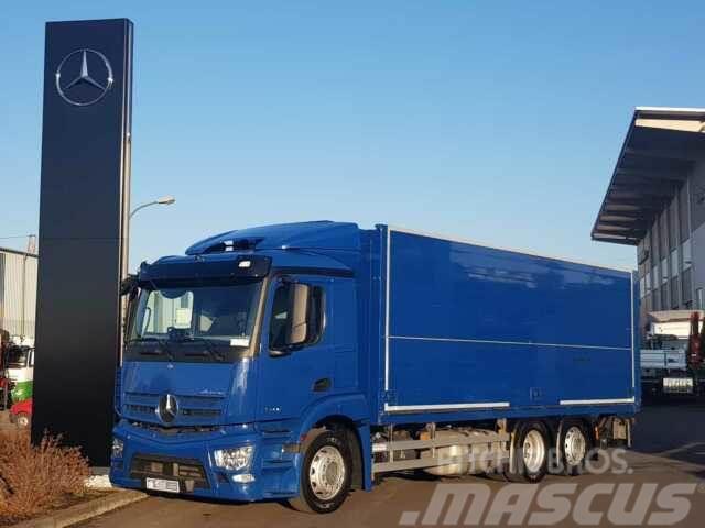 Mercedes-Benz Antos 2536 L 6x2 Schwenkwand+LBW+AHK Safety Pack