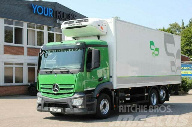 Mercedes-Benz Antos 2543/TK-T-800R/Retarder/Tür+LBW/Strom/TW