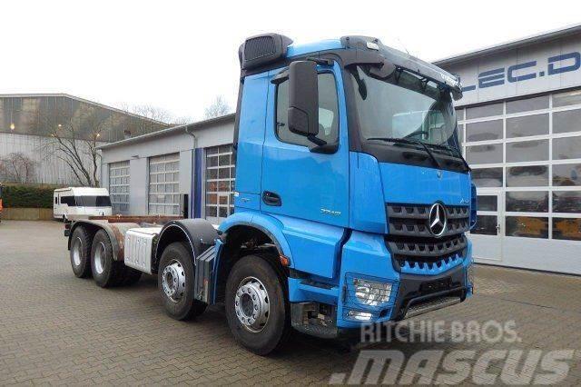Mercedes-Benz Arocs 3740 8x4 Eur6 Fahrgestell für Betonmischer