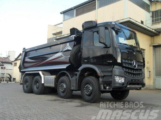 Mercedes-Benz Arocs 5 4148 8X4 Euro 6d Euromix TM20m