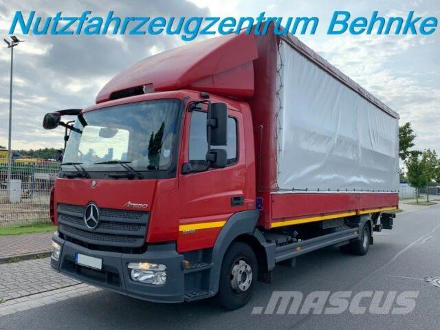 Mercedes-Benz Atego 1018 L Pritsche/Plane/Edscha/LBW/ Euro6