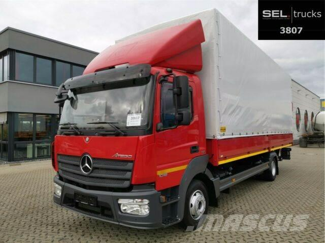 Mercedes-Benz Atego 1018 / Ladebordwand / Air conditioning