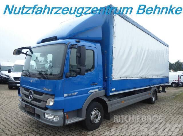 Mercedes-Benz Atego 1018L/ 7.1m Pritsche/ Plane/ Êdscha/ LBW