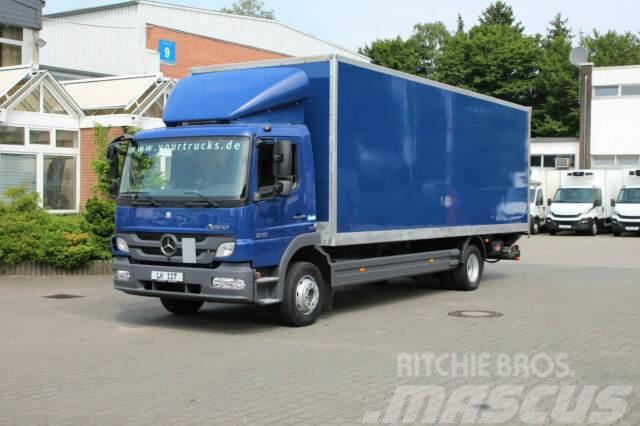 Mercedes-Benz Atego 1218 E5 / Koffer 7,70m / LBW / Rolltor