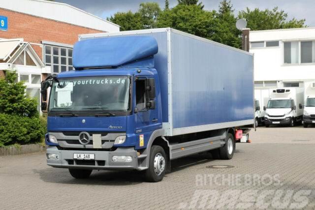 Mercedes-Benz Atego 1218 E5 / Koffer 6,8m / LBW / Rolltor