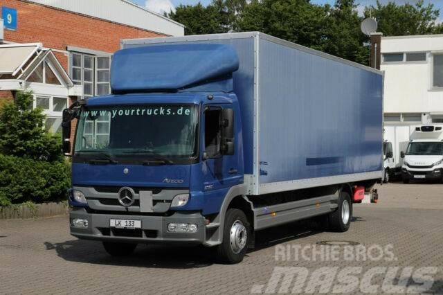 Mercedes-Benz Atego 1218 E5 / Koffer 7,7m / LBW / Rolltor