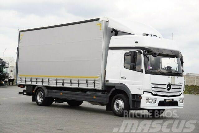 Mercedes-Benz ATEGO / 1224 / ACC / EURO 6 / FIRANKA + WINDA /