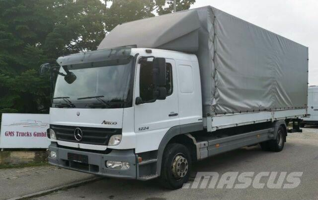 Mercedes-Benz Atego 1224 / Big Cabin / 7,2m + LBW / 6 Cilnder