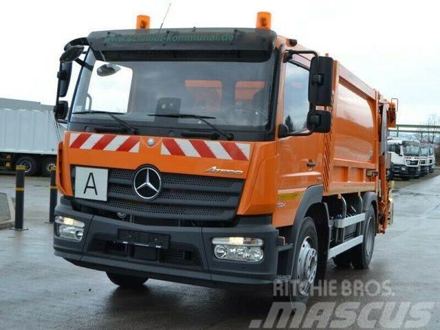 Mercedes-Benz Atego 1324 LKO 4x2 / SKF 8