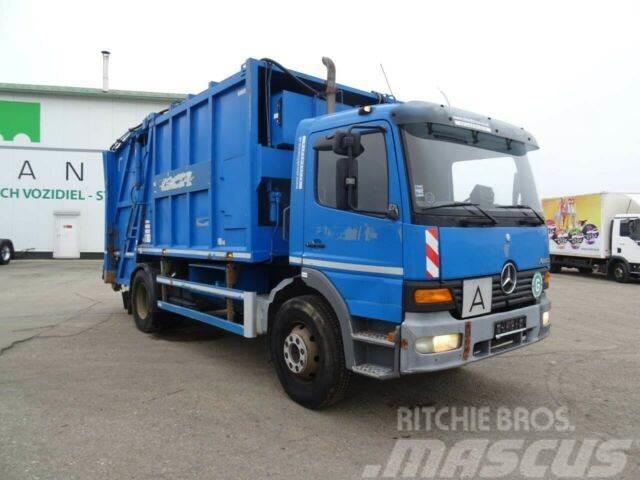 Mercedes-Benz ATEGO 1523 L 4X2 garbage truck vin 347