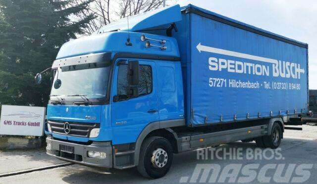 Mercedes-Benz Atego 1529 / 7,2m / AHK / TÜV neu / Load 8ton