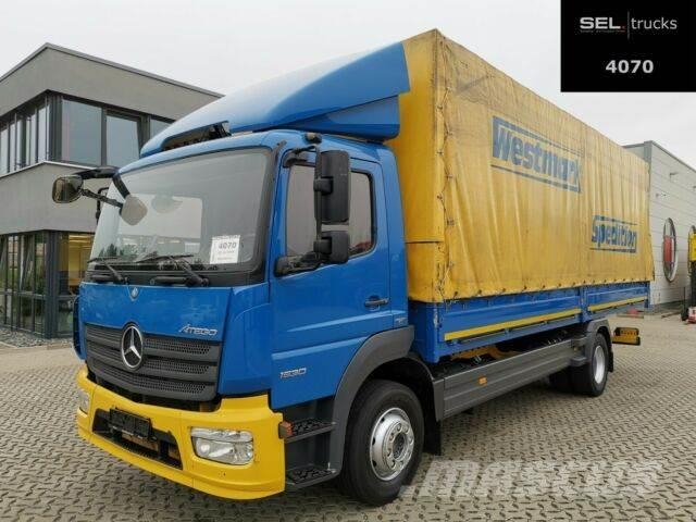Mercedes-Benz Atego 1530 / German