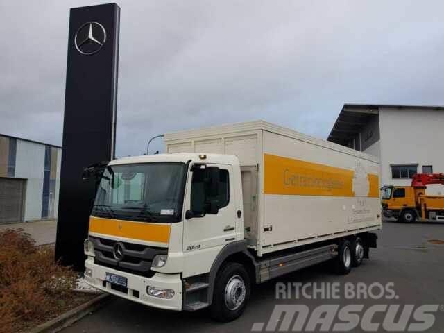 Mercedes-Benz Atego 2029 L 6x2 Getränkekoffer Schwenkwand+LBW