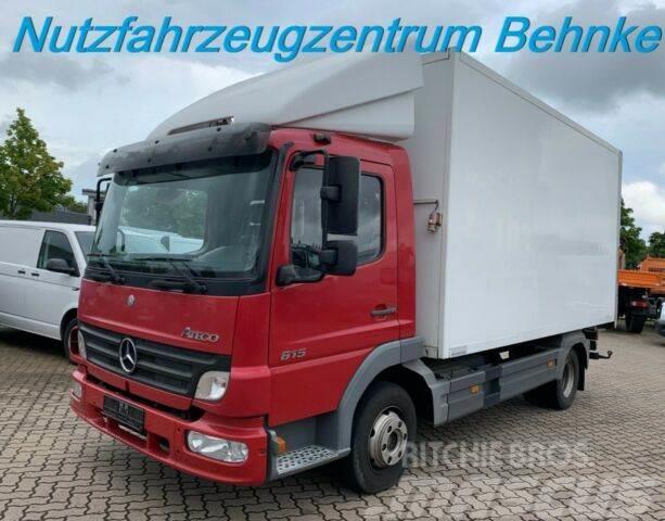 Mercedes-Benz Atego 815 BB Kühlkoffer/ TK V-300 MAX/ Kugel-AHK