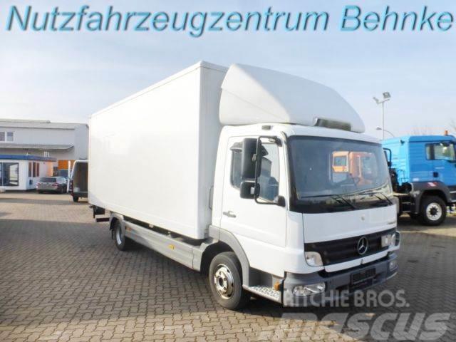 Mercedes-Benz Atego 815 Koffer LBW 3 Sitze HU 03/2019