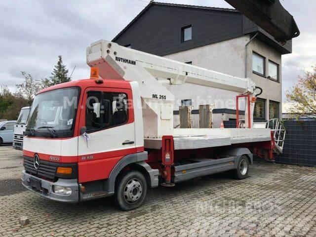 Mercedes-Benz Atego 815 / Ruthmann T 265 / 26,4 m / Bühne