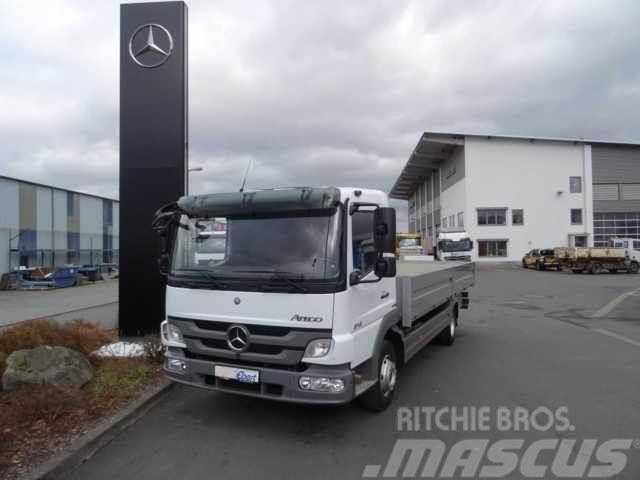 Mercedes-Benz Atego 816 4x2 Pritsche 6,2m Schalter Euro 5 - Pick ...