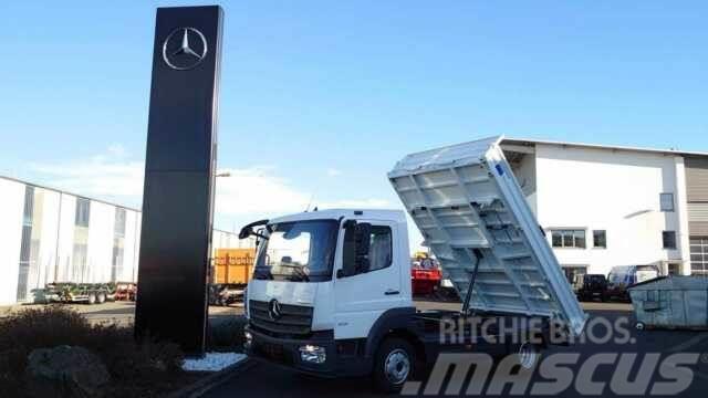 Mercedes-Benz Atego 816 K 4x2 Meiller Kipper + AHK