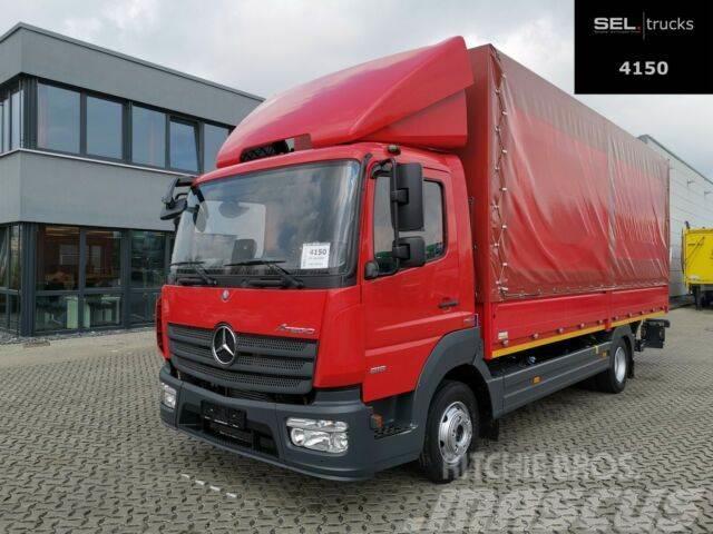 Mercedes-Benz Atego 816 / Ladebordwand / Seitentür