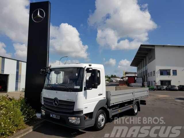 Mercedes-Benz Atego 816 Pritsche 3 Sitze 3.090kg Nutzlast