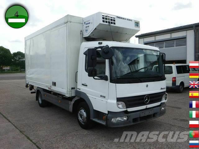 Mercedes-Benz Atego 816 Thermo King MD-MT - LBW
