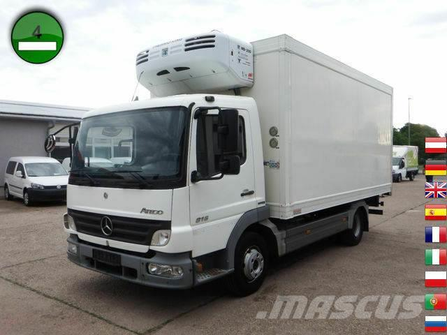 Mercedes-Benz Atego 816 Thermo King MD-200 - LBW