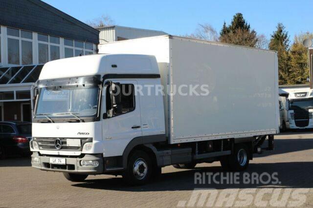 Mercedes-Benz Atego 818 EURO5/Möbel Koffer/LBW 2t./2 Liegen