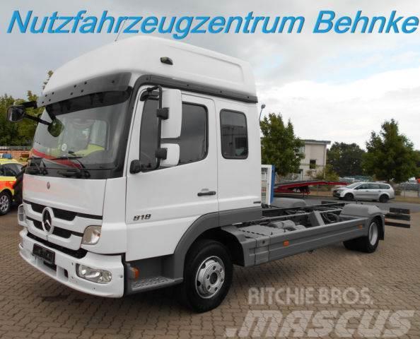 Mercedes-Benz Atego 818 L 6Sitzer/ 2x AHK/ Euro5/ 1.Hand