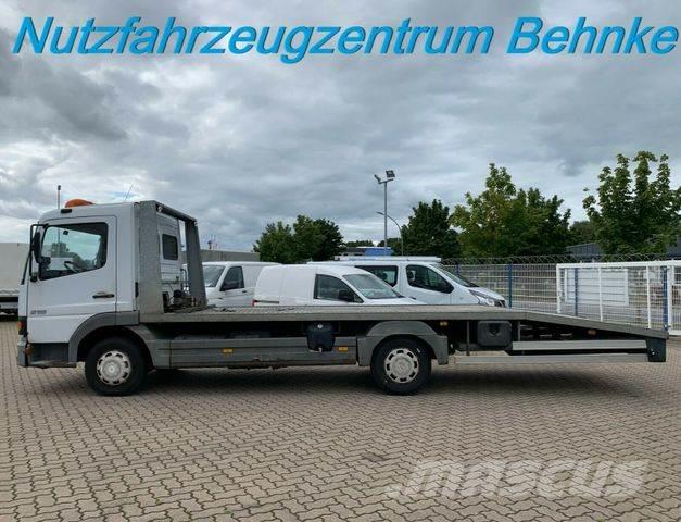 Mercedes-Benz Atego 818 L Abschleppwagen/ analog.Tacho
