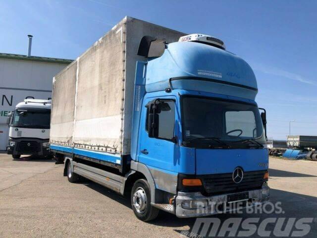 Mercedes-Benz ATEGO 818L manual, EURO 3 VIN 942