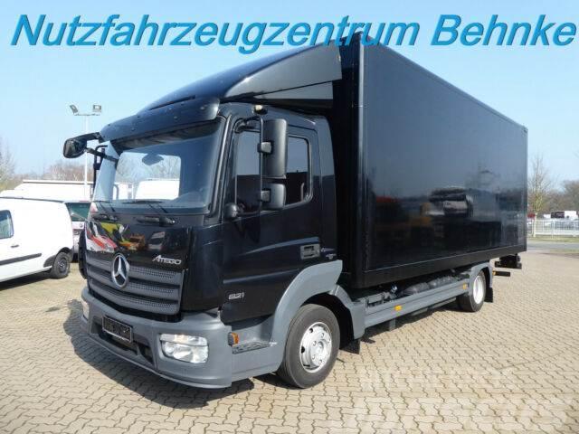 Mercedes-Benz Atego 821 L Koffer/ LBW/ Klima/ AHK/ Euro6