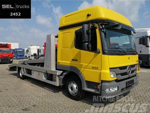 Mercedes-Benz Atego 822 4x2 BL / 2 Autos / Euro 5