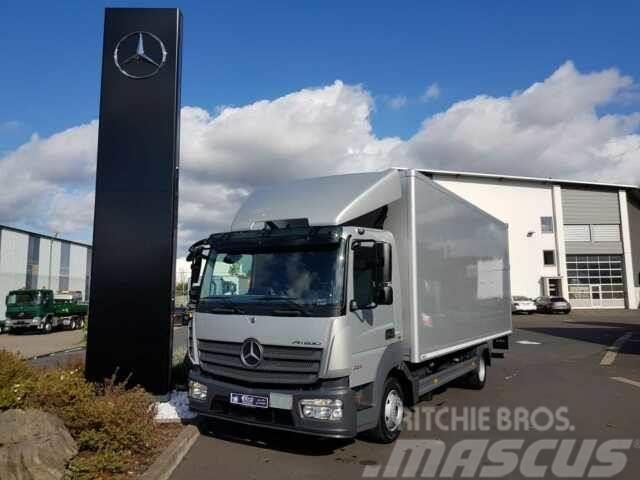 Mercedes-Benz Atego 823 L 4x2 Koffer + LBW Bär + 2x AHK Euro6