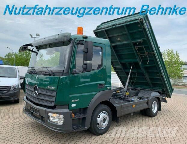 Mercedes-Benz Atego 824 K Meiller/ 3 Sitze/ 2x AHK/ Euro6