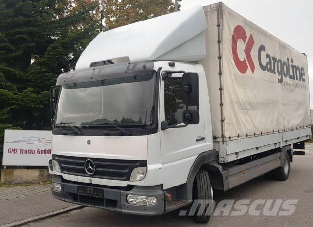 Mercedes-Benz Atego 918 / Analog Tacho / 6,1m LBW /NL 3450kg