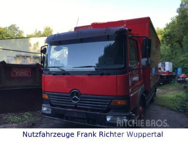 Mercedes-Benz Atego,Schwenkwandaufbau,2.Hd,D-Fzg.