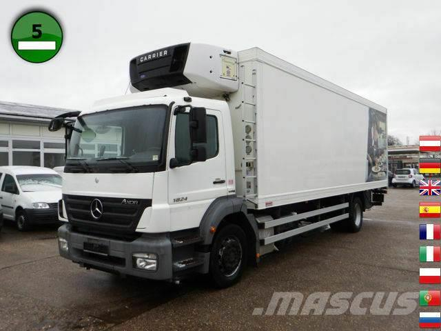 Mercedes-Benz Axor 1824 L CARRIER SUPRA 950 Mt GERMAN TRUCK KL