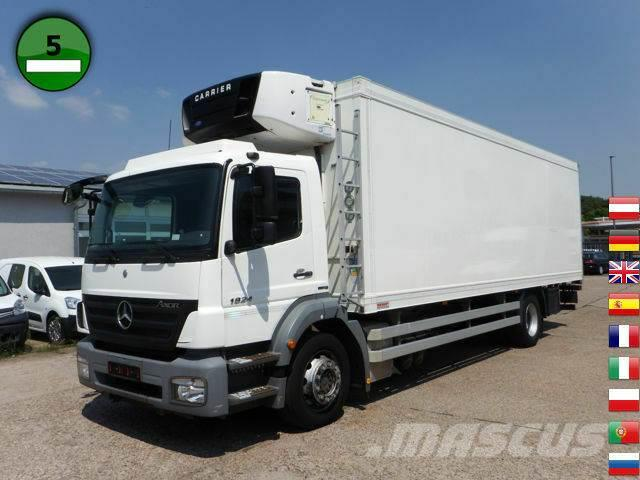 Mercedes-Benz Axor 1824 L CARRIER SUPRA 950 GERMAN TRUCK Trenn