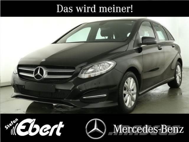 used mercedes benz b 180 style navi park pilot shz kein mietfzg cars year 2017 price 22 066. Black Bedroom Furniture Sets. Home Design Ideas