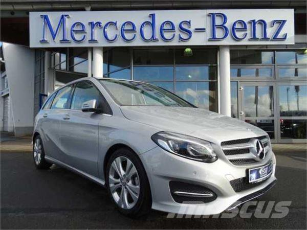 Used mercedes benz b 180d 7g urban led parkassis 8 for Mercedes benz 180d for sale