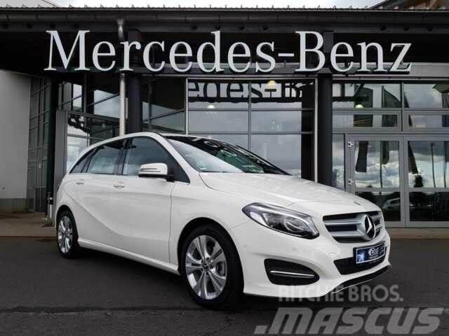 Mercedes-Benz B 200 7G+URBAN+LED+NAVI+KAMERA+ SPIEGEL+PARK-PIL