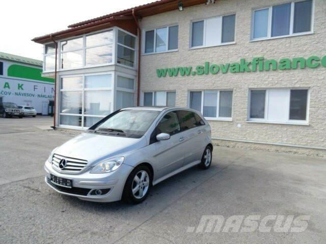 Mercedes-Benz B 200 B 200 CDI, automatic, vin 513